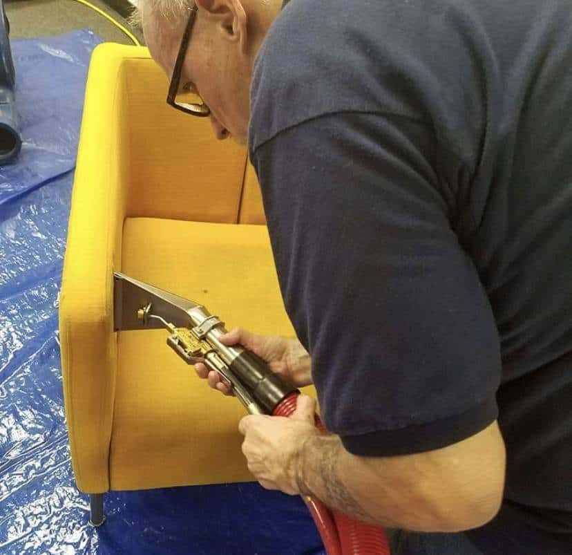 Performing building maintenance in Los Angeles