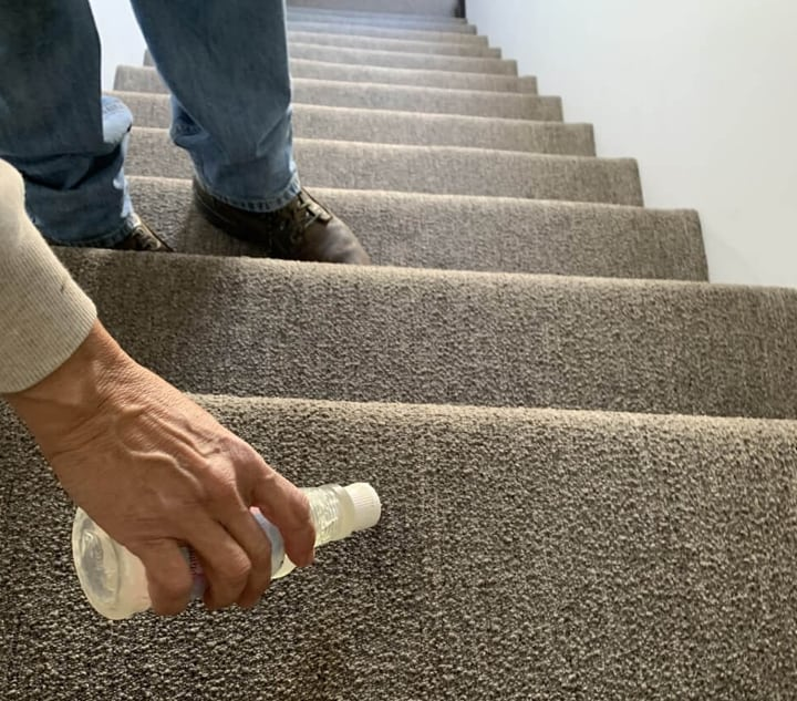 We use eco-friendly ingredients with our residential carpet cleaning services
